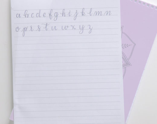 jak ładnie pisać